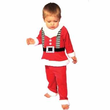 Peuter kerst kostuum 3-delig