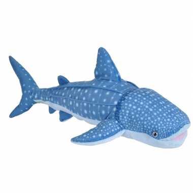 Pluche haaien knuffels 50 cm