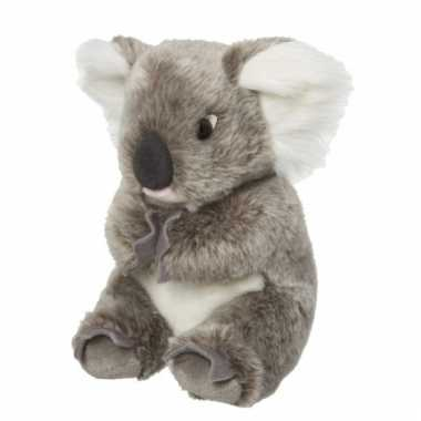 Pluche koala knuffels 22 cm