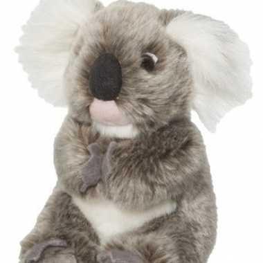 Pluche koala knuffeltje 18 cm