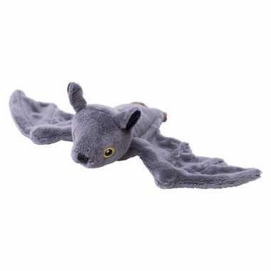 Pluche vleermuis knuffel 32cm