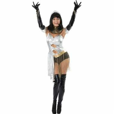 Queen of the night kostuum voor dames