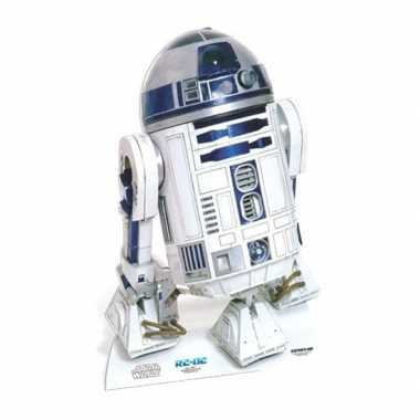R2-d2 star wars robot decoratie bord