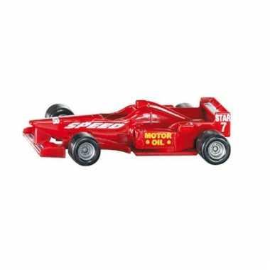Raceauto formule 1 speelgoed 1357 siku
