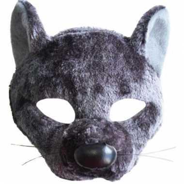 Ratten maskertje met geluid