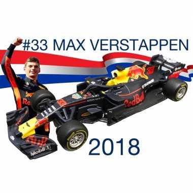 Red bull rb14 speelgoed modelauto max verstappen 1:43