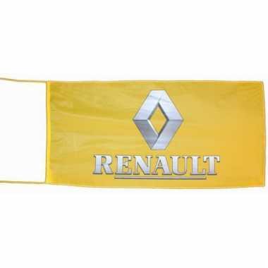Renault merchandise vlaggen 150 x 75 cm