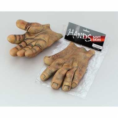 Reuzen handen handschoenen