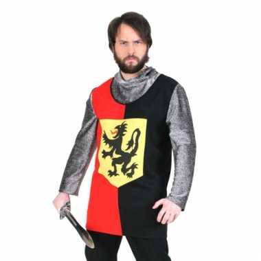 Ridder shirt met capuchon luxe