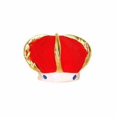 Rode koningskroon 20 cm