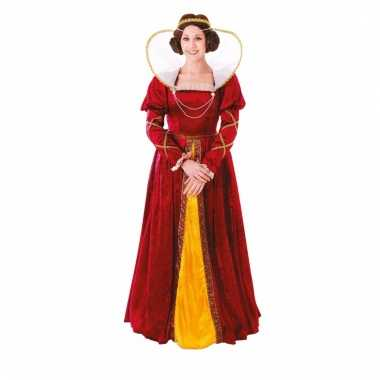 Romeo en juliet koningin kostuum voor dames
