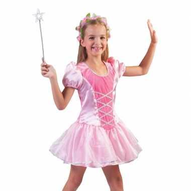 Roze ballerina jurkje voor meisjes
