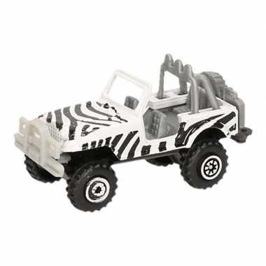 Safari auto zebra print 7 cm