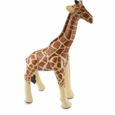 Safari giraffe opblaasbaar