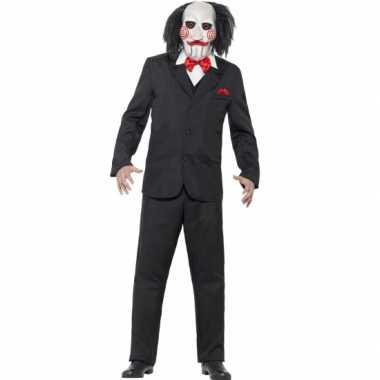 Saw jigsaw verkleed kostuum