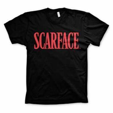 Scarface kleding heren t-shirt