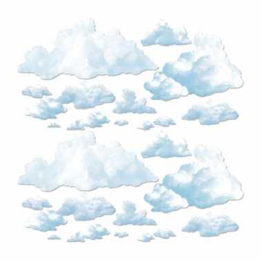 Scenesetter wolken decoratie