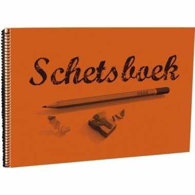 Schetsboek voor kinderen 28 cm