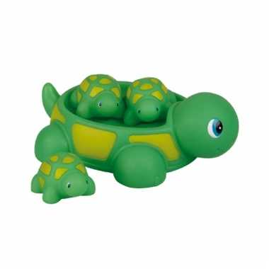 Schildpad voor in bad