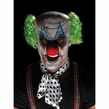 Schminkset killer clown inclusief accesoires