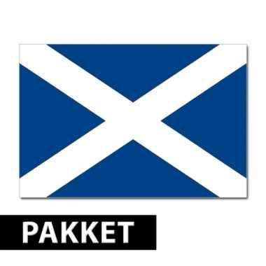 Schotland versiering pakket