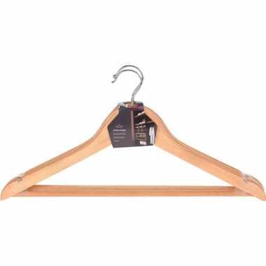 Set van 3 houten hangers