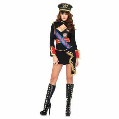 Sexy dictator kostuum voor dames