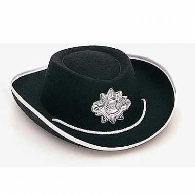 Sheriff hoed voor kinderen