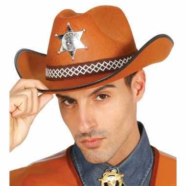 Sheriff hoed