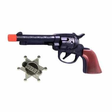 Sheriff speelgoed setje 2-delig
