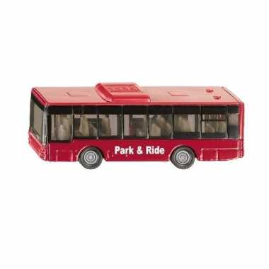 Siku speelgoed lijnbus
