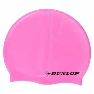 Siliconen badmuts roze