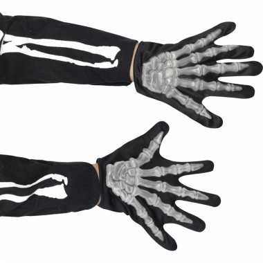 Skelet kinder handschoentjes