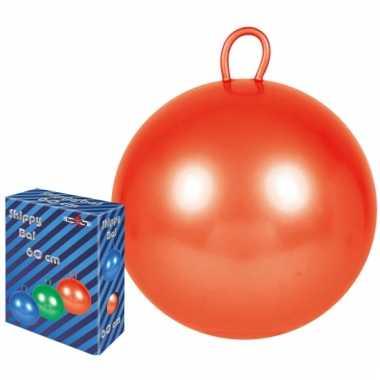 Skippy bal rood 70 cm