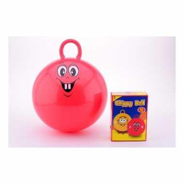 Skippyballen met gezichtje 50 cm