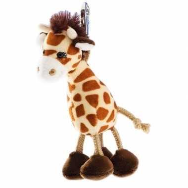 Sleutelhanger giraffe 13 cm