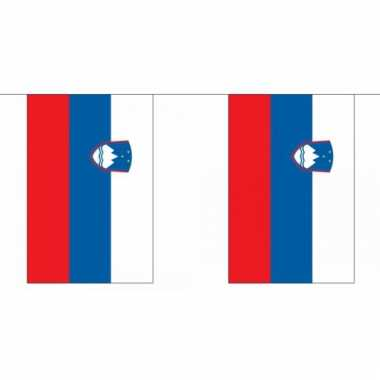 Slovenie vlaggenlijn
