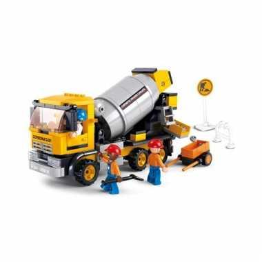 Sluban betonwagen 33 x 23,7 cm