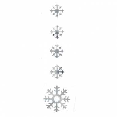 Sneeuwvlokken decoratie 140 cm