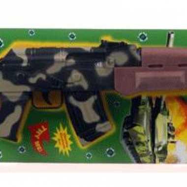 Speelgoed ak 47 geweer