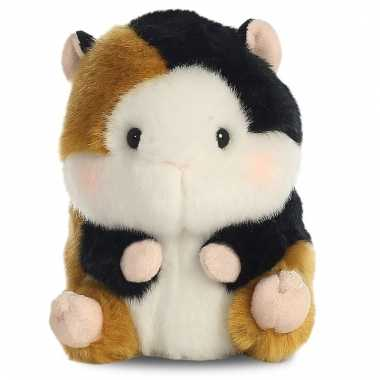 Speelgoed cavia knuffel 12 cm