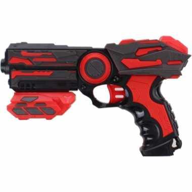 Speelgoed geweer/wapen/pistool met foam kogels/pijlen tack pro