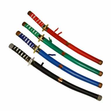 Speelgoed ninja zwaard rood