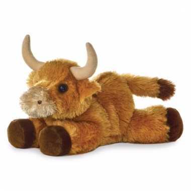 1a34c9c8359e29 Speelgoed stier/koe knuffel 20 cm | Pchoofdstraat.nl