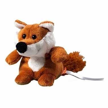 898c19f5b0b539 Speelgoed vossen knuffel 11 cm | Pchoofdstraat.nl