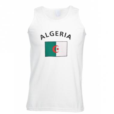 T-shirt vlag algerije