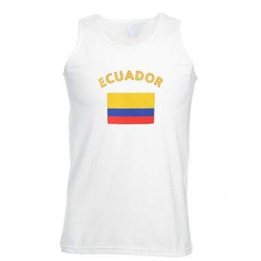 T-shirt vlag ecuador