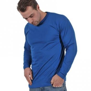 T-shirts lange mouw in maat 3xl