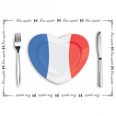 Tafel placemats frankrijk