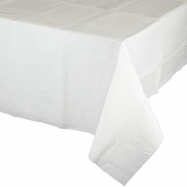 Tafellaken wit 274 x 137 cm